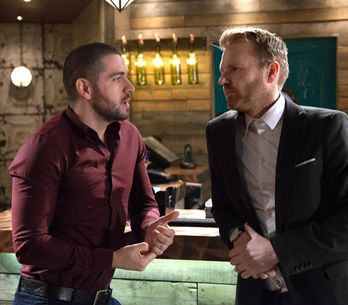 Coronation Street 26/2 - Tracy's plans are thwarted