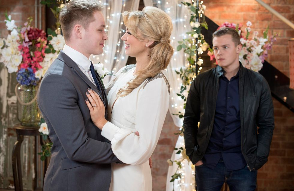 Hollyoaks 22/2 - ​It's the day of Holly and Jason's wedding