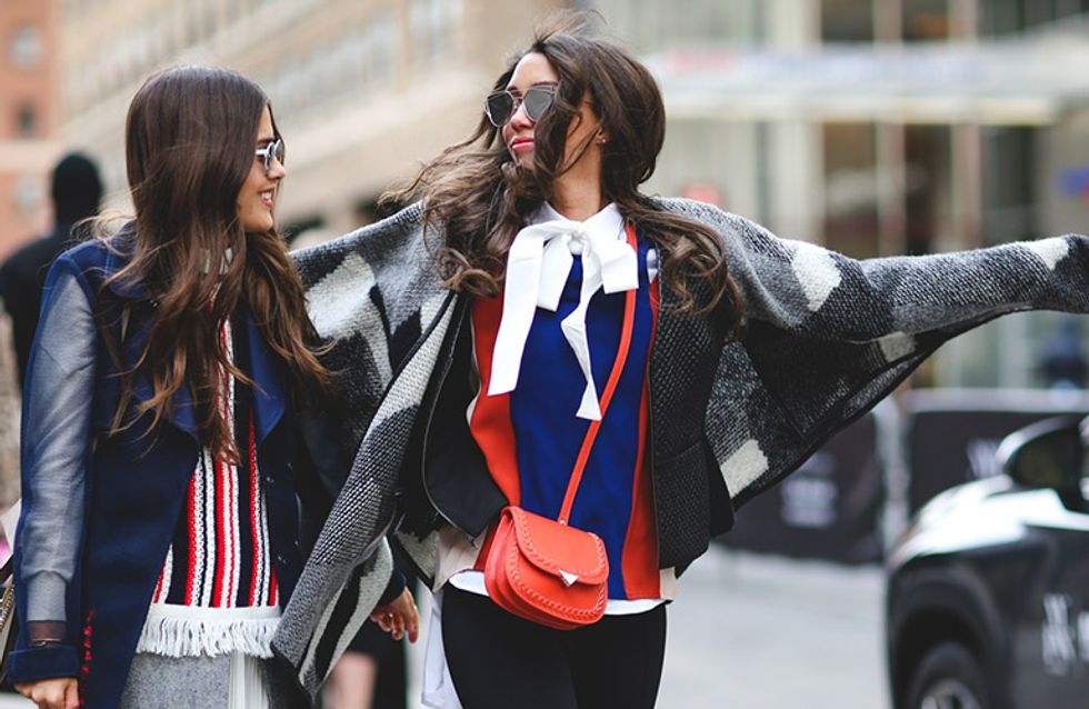 New York Fashion Week AW16: The Street Style Outfits Giving Us All The Feels