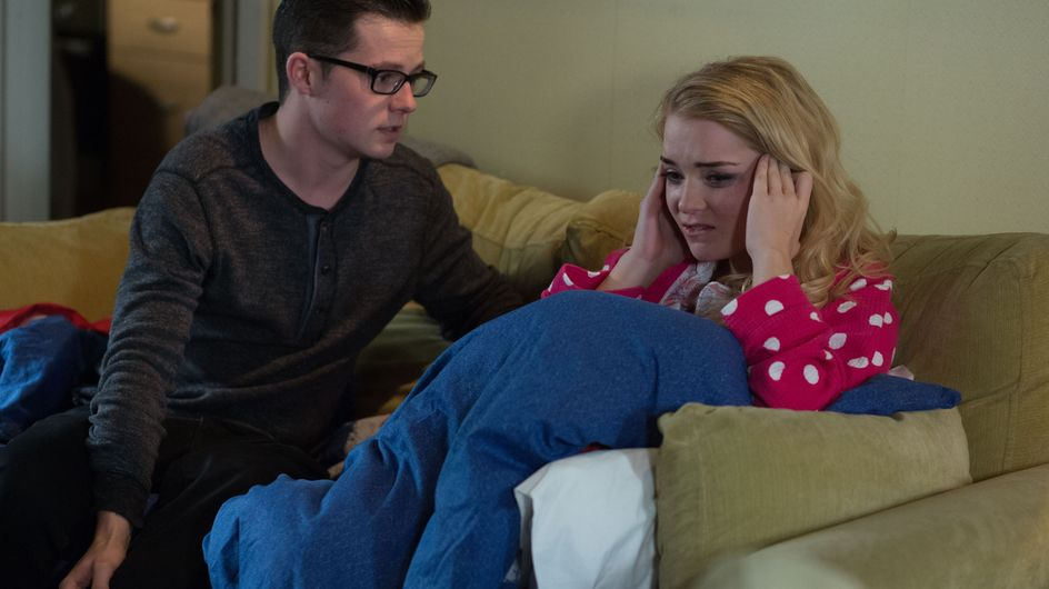 Eastenders 25/2 - Abi struggles to come to terms with Ben's bombshell