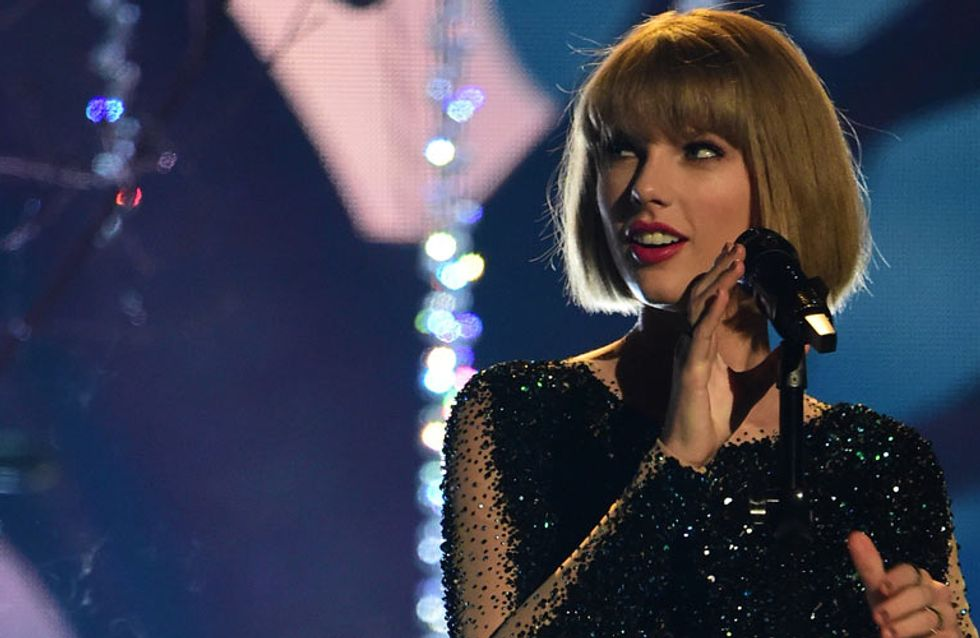 El pop de Taylor Swift triunfa en los Grammy 2016