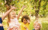 Damit es ein unvergesslicher Kindergeburtstag wird: Tolle Spiele für drinnen & d