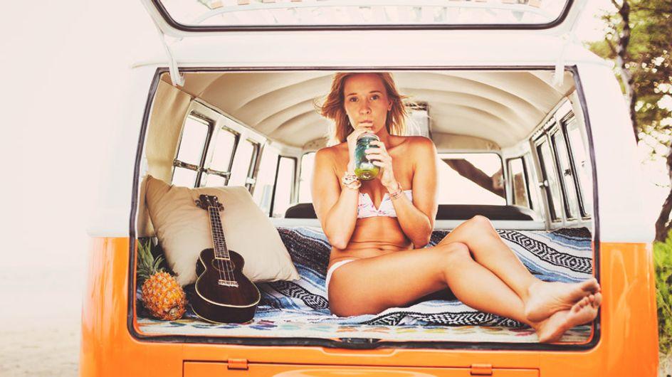Luna de miel en caravana, una idea para correcaminos
