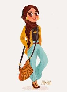 Jasmin, blogger de viajes