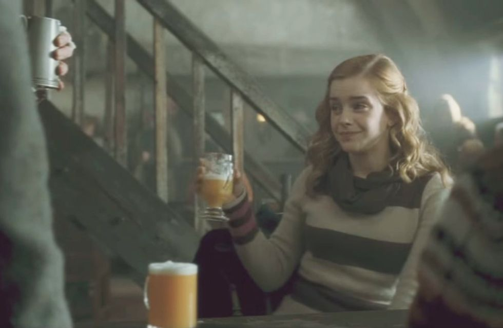 Starbucks Have Made Butterbeer Because Harry Potter Is Slowly Taking Over The World