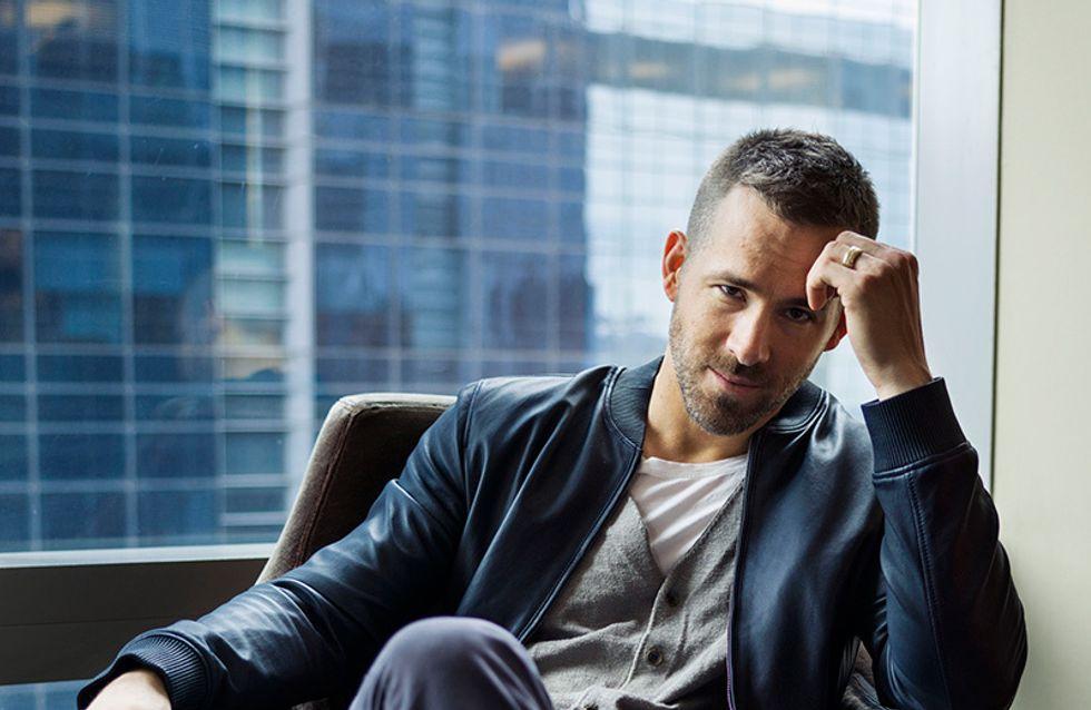 10 razones por las que amamos a Ryan Reynolds