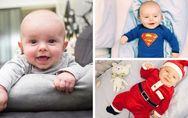 Les photos de ce bébé sont tout simplement magnifiques