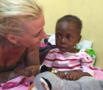 Accusato di stregoneria, questo bimbo nigeriano ha sconfitto la morte (foto)