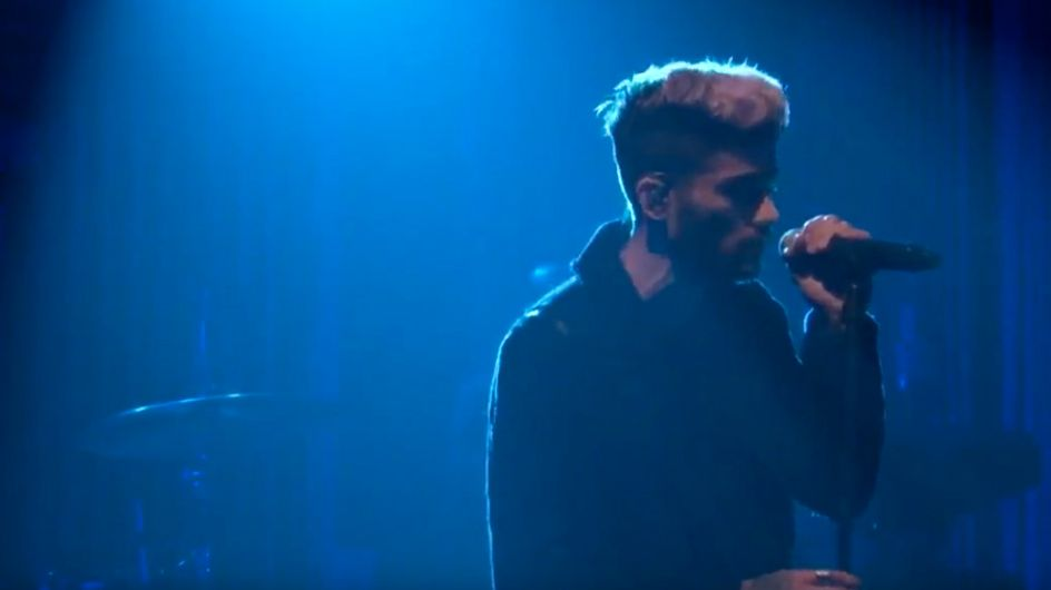 Zayn Malik Just Performed Solo For The First Time Ever And He Was Perfect