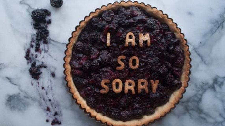 Tartas que saben a despedida: descubre la manera más dulce de romper