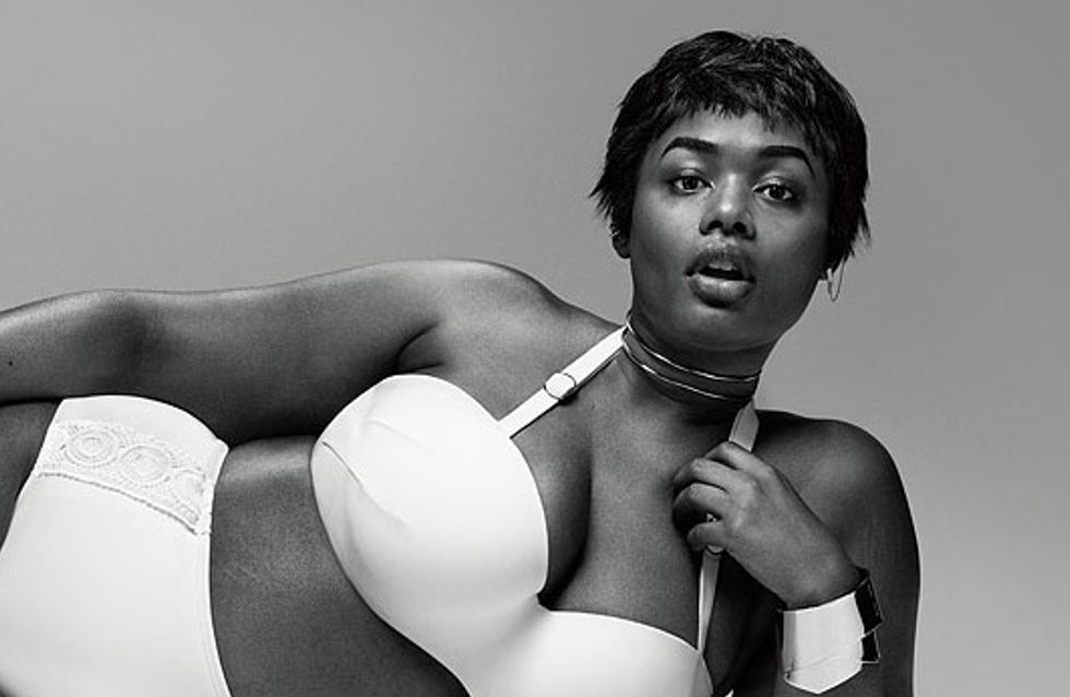 Why Plus Size Model Precious Lee Is THE Girl To Watch Right Now!