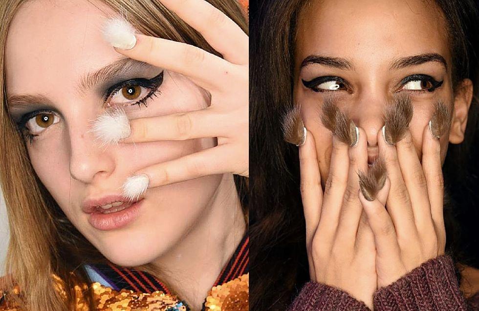 Unghie pelose: il nuovo trend unghie che arriva dall'America