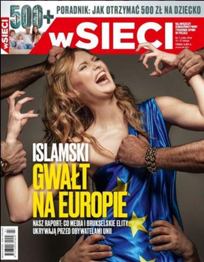 La une du magazine wSieci