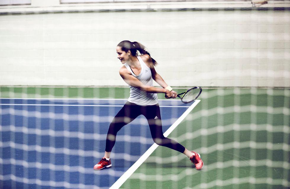 Ana Ivanovic, o cómo pasar de jugar al tenis en una piscina vacía a estar en el top ten mundial