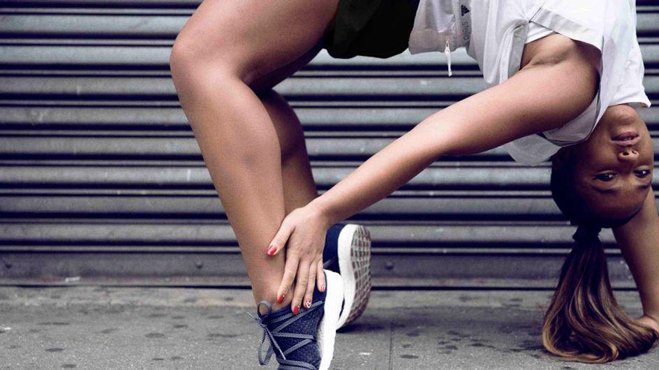 Admirando a Nicole Winhoffer, una artista del fitness dispuesta a reinventar el deporte