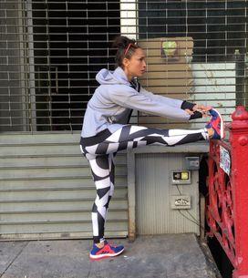 Robin Arzon, la runner que se hizo a sí misma por una buena causa