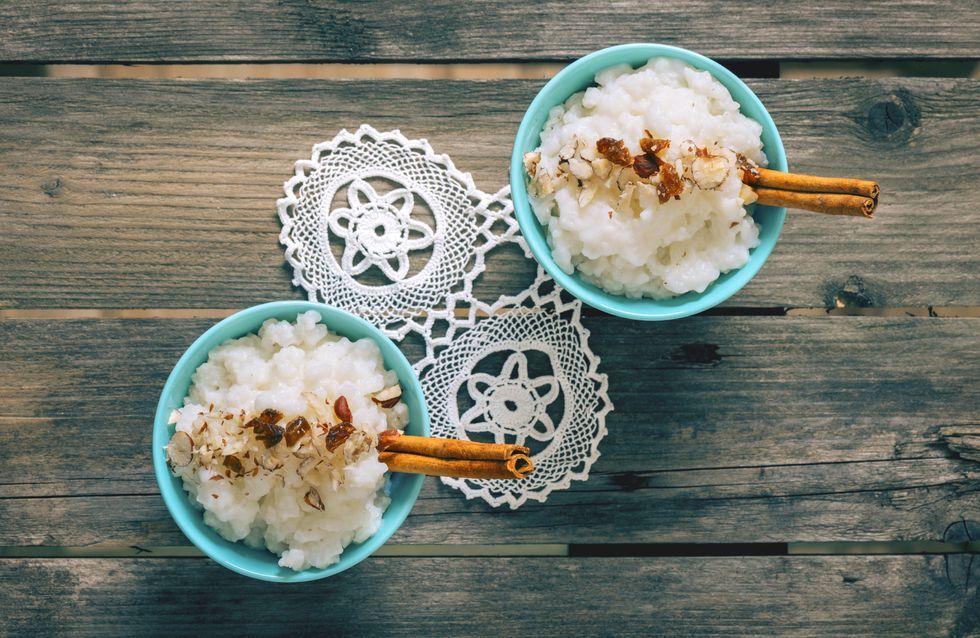 Von klassisch mit Zimt bis exotisch mit Mango: Wir haben das perfekte Milchreis-Rezept für dich!