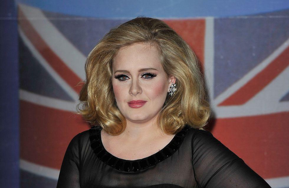 Adele : son fils déguisé en Reine des Neiges à Disneyland
