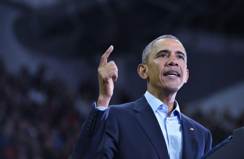 Barack Obama dit NON à l'abstinence sexuelle
