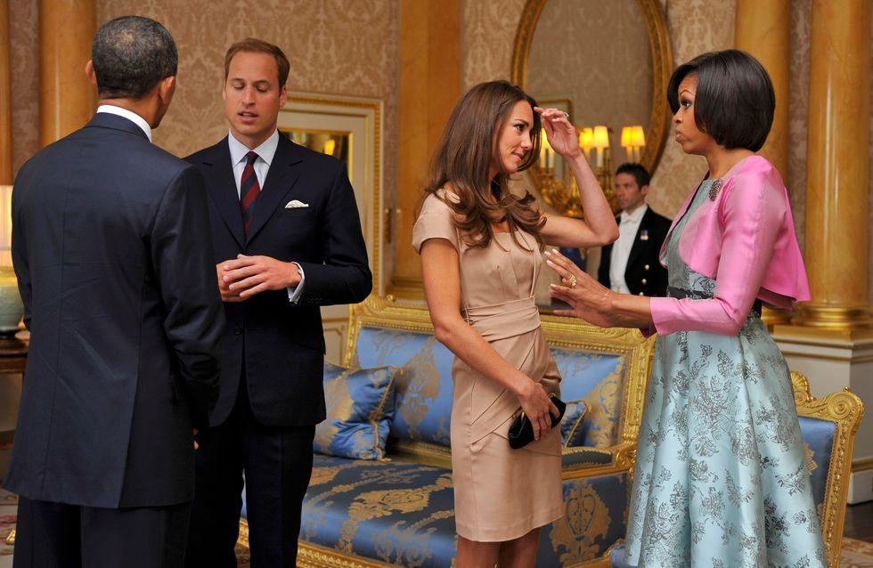 Michelle Obama et Kate Middleton unies pour défendre la santé mentale des enfants