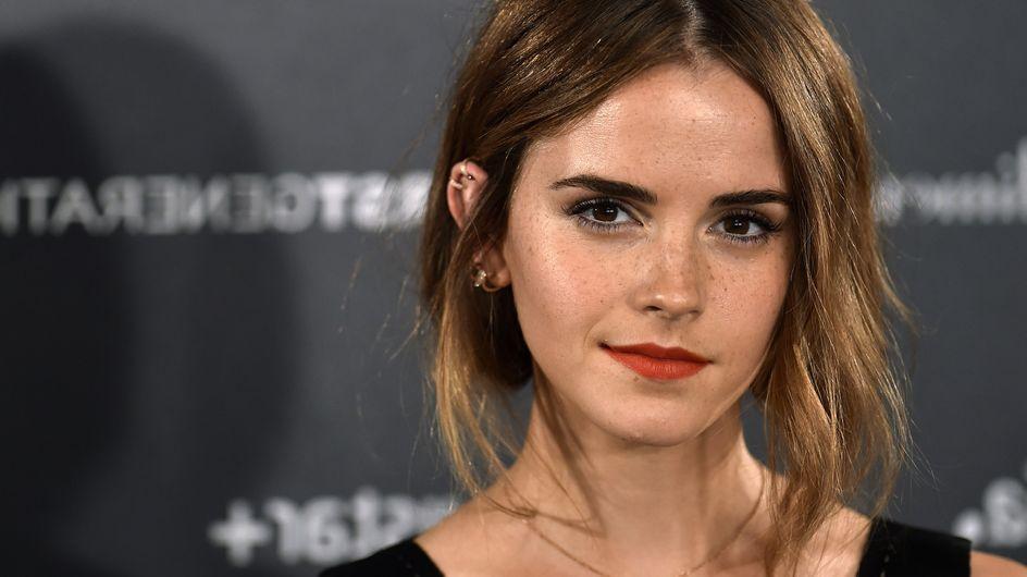 Emma Watson prend une année sabbatique pour se consacrer au féminisme