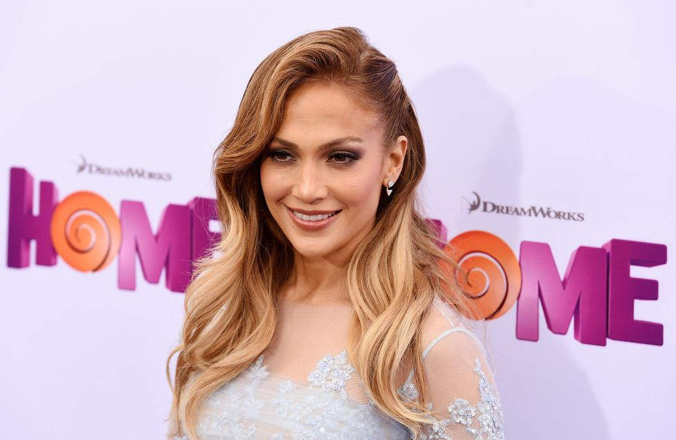 A 46 ans, Jennifer Lopez pose sans maquillage et paraît dix ans de moins (Photo)
