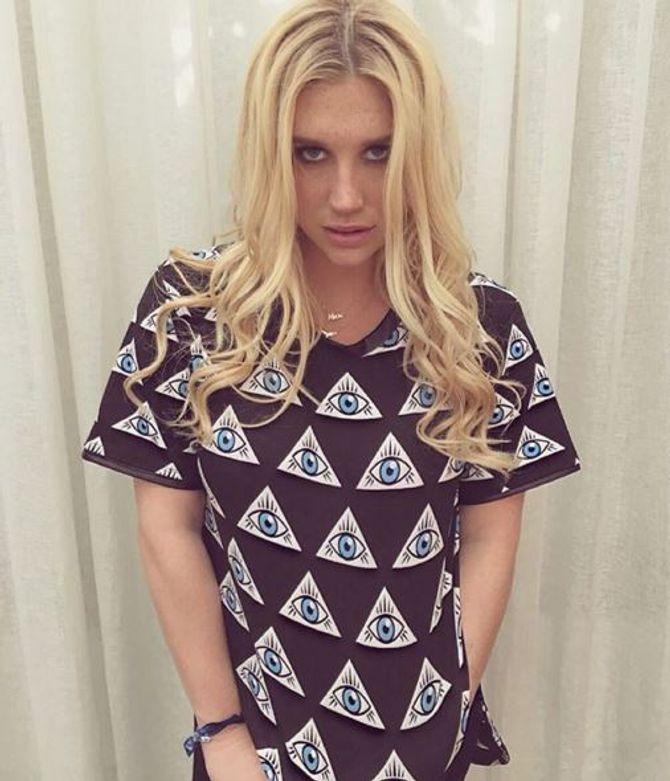 Kesha en beauté