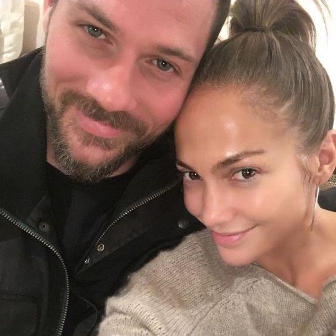 Gino Anthony Pesi et Jennifer Lopez