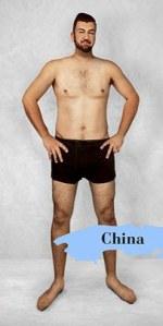 La bellezza ideale in Cina