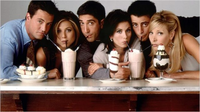 Le casting de Friends
