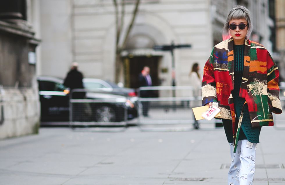 London Fashion Week AW16: The Street Style Outfits That Will Rock Your World