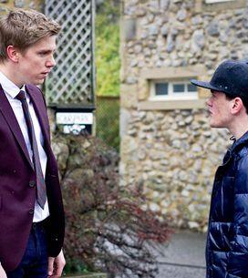 Emmerdale 2/3 - Aaron is suspicious of Robert