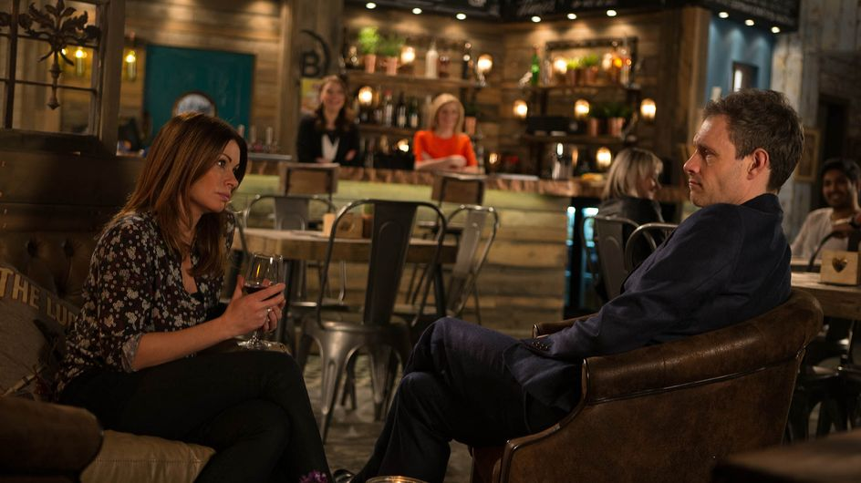 Coronation Street 29/2 - Carla's caught in the act