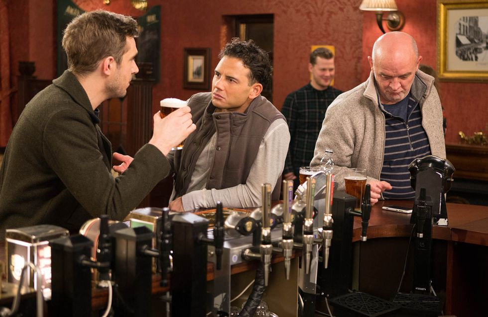 Coronation Street 2/3 - Will Aidan and Eva be caught red handed?