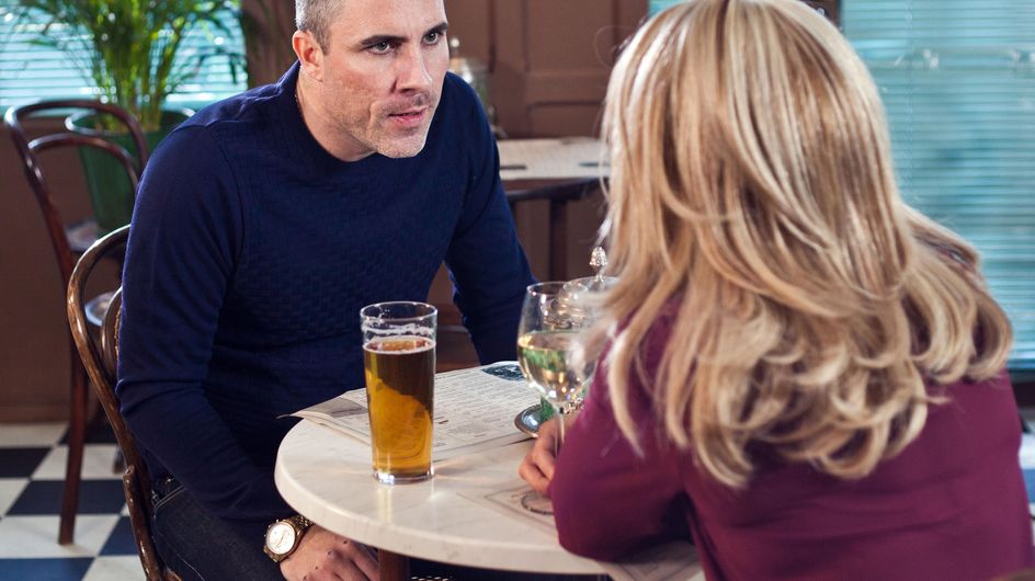 Hollyoaks 4/3 - Lisa begs Joanne to help keep her secret.
