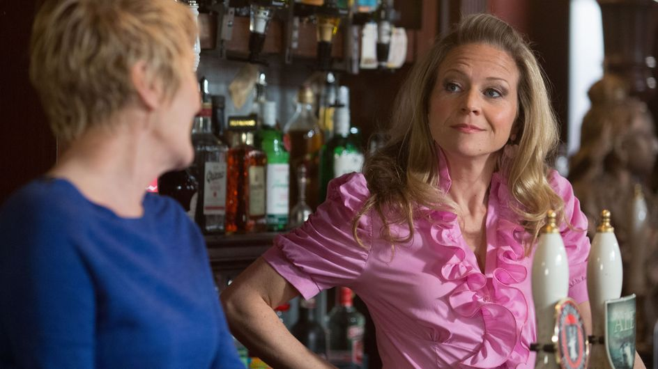 Eastenders 4/3 - Patrick becomes suspicious