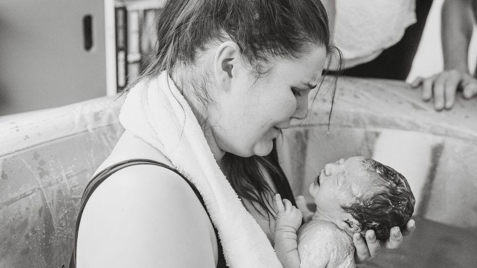 """""""Geburten sind nicht furchterregend"""" - diese Bilder sind der Beweis"""