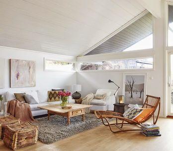 Deco ecléctica: aprende a mezclar estilos en casa