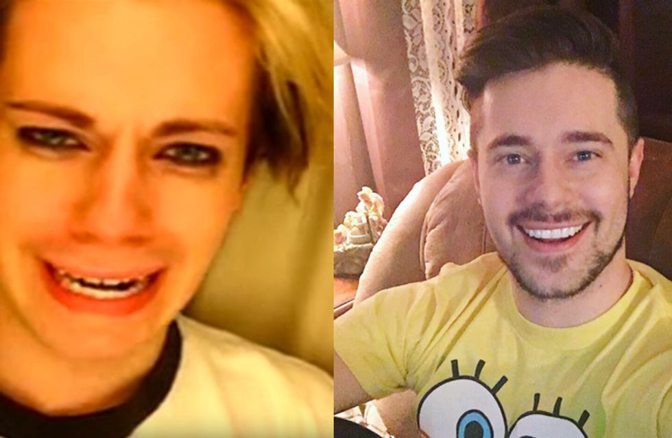 Just WAIT Until You See What The 'Leave Britney Alone' Guy Looks Like Now