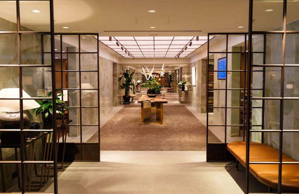 ¡Viaje VIP! Los Lounge de aeropuerto más lujosos