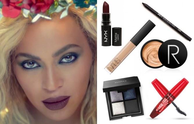 Copia el maquillaje de Beyoncé