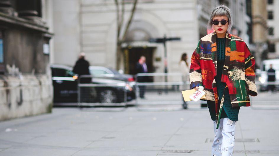 London Fashion Week AW16: street style en las puertas de la pasarela