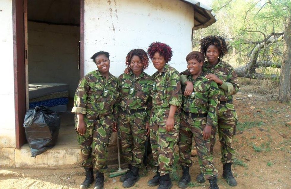 Les Black Mamba, première équipe anti-braconnage féminine