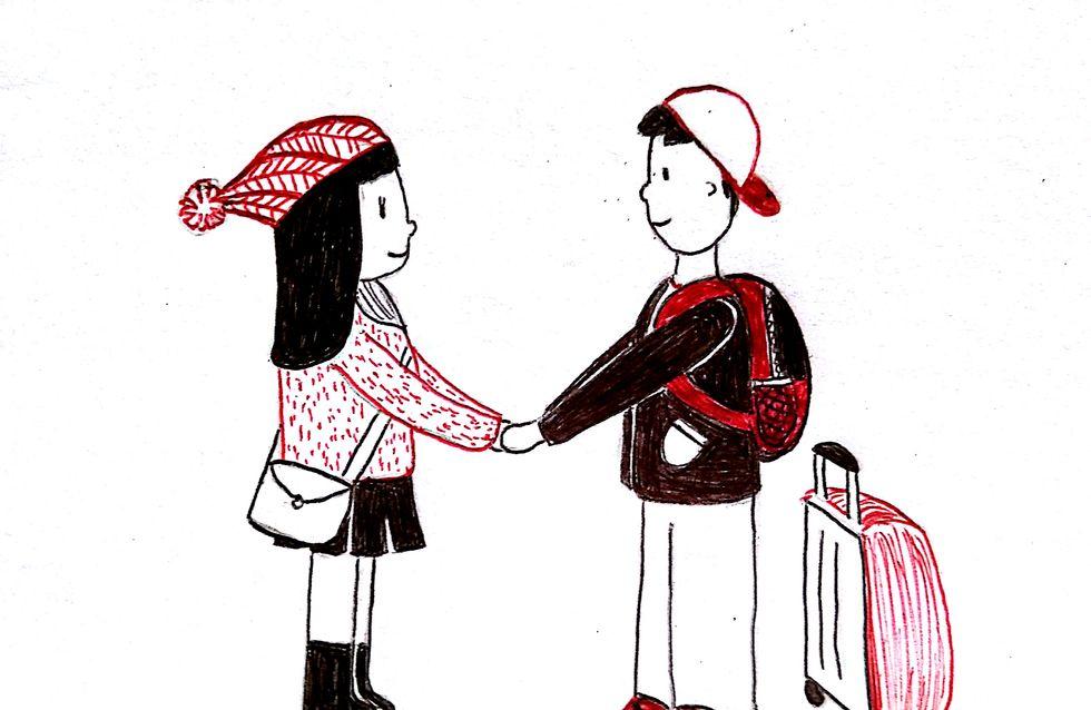 Liebe auf Entfernung: So funktioniert eine Fernbeziehung WIRKLICH