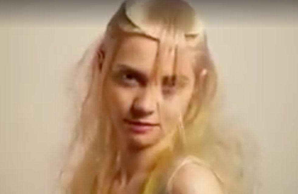 Questo taglio di capelli è davvero... davvero... incredibile? (video)