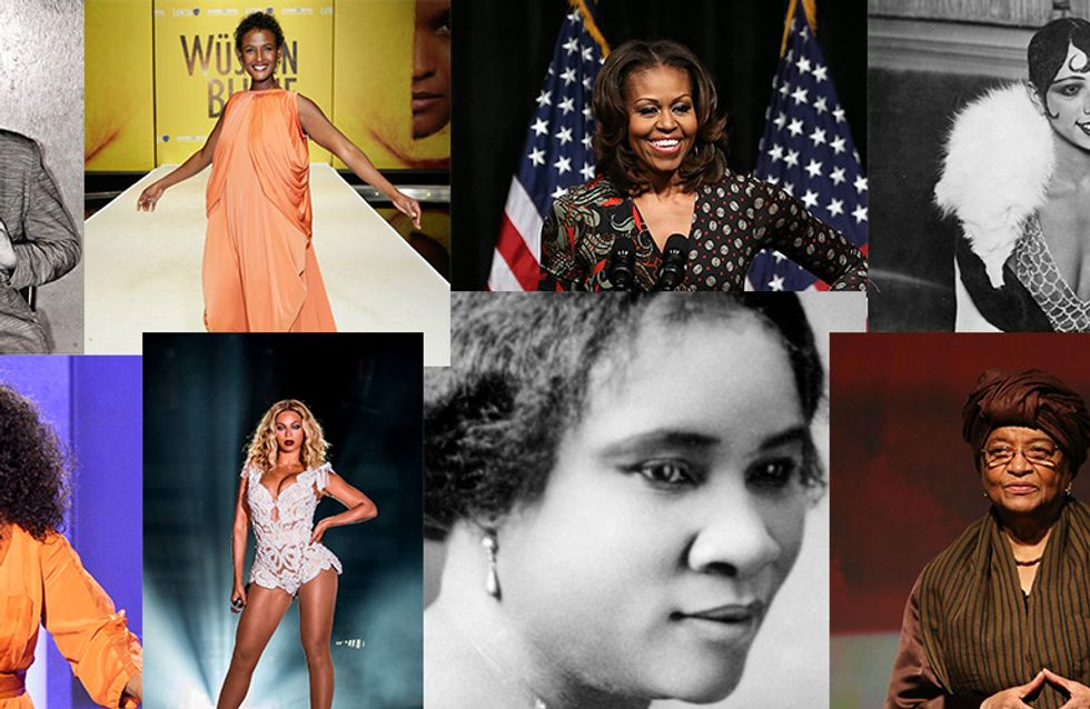 10 Black Women Who Have Changed History