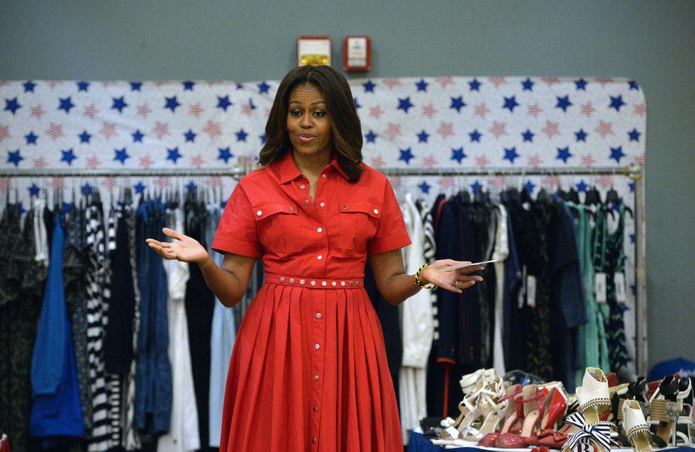 Oui, Michelle Obama est une Première dame vraiment stylée