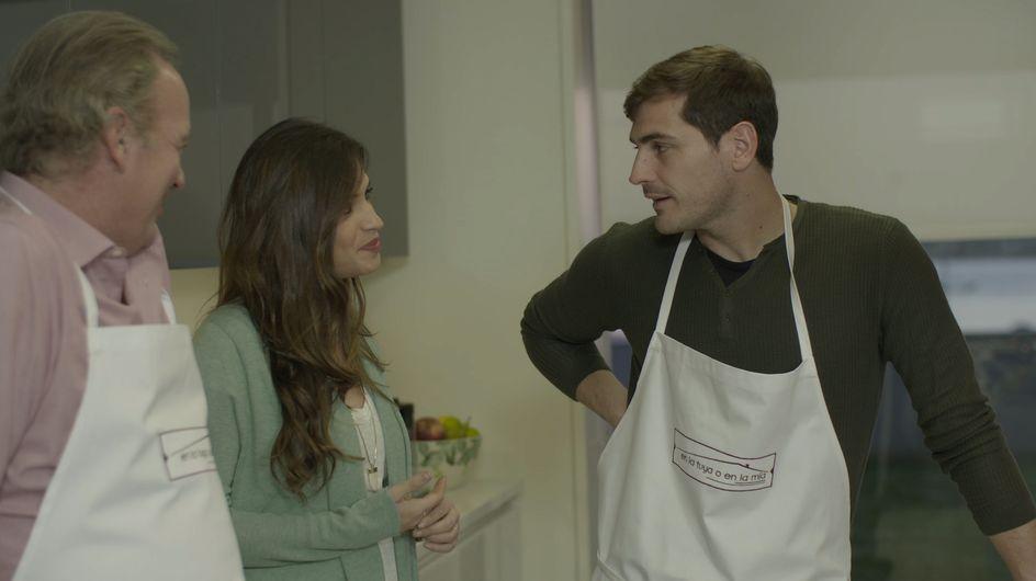 Iker Casillas y Sara Carbonero nos enseñan su casa en Oporto