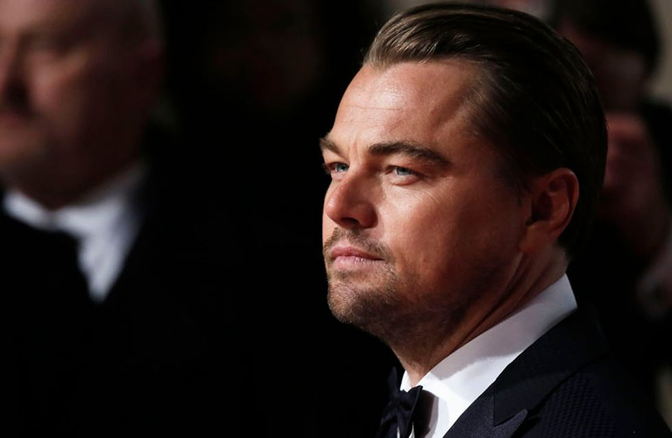 If Leonardo DiCaprio Wins An Oscar We're All Going To Have A Party In Leicester Square