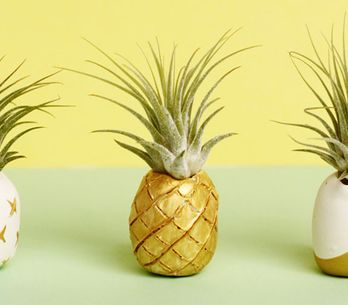Oro parece... Ideas brillantes para decorar con dorado